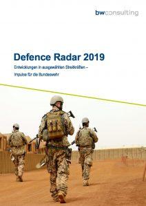 Titelseite des Defence Radars