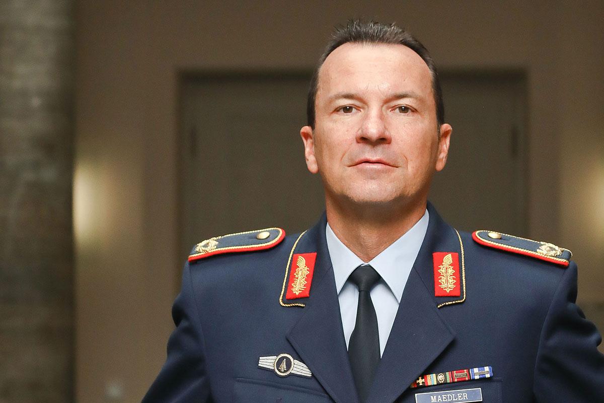 Brigadegeneral Tilo Maedler